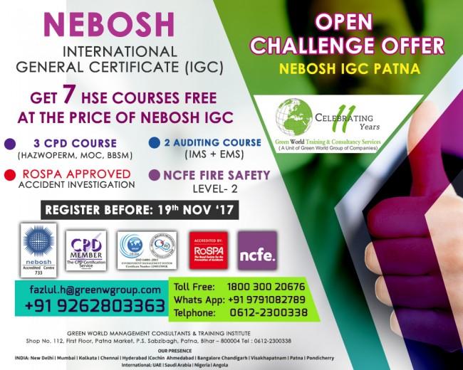 NEBOSH-IGC_Diwali_offer_Patna