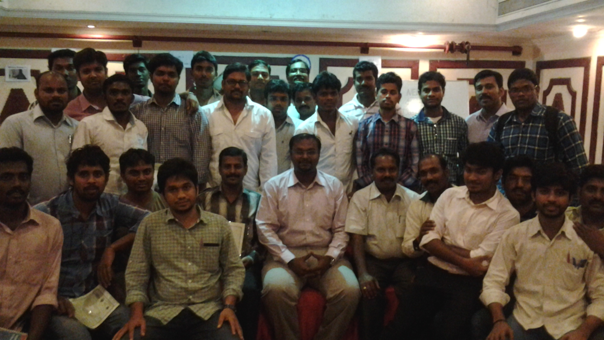NEBOSH IGC session was successfully completed at Chennai with 28
