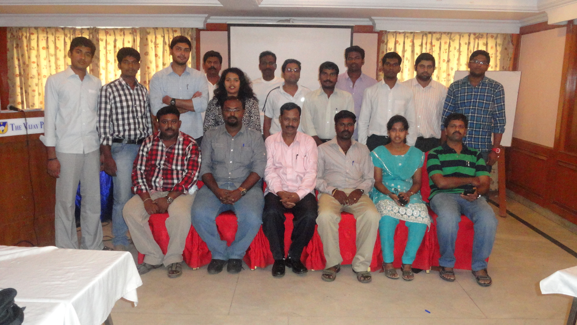 Green World Group Successfully Completed First Aid Course In Chennai
