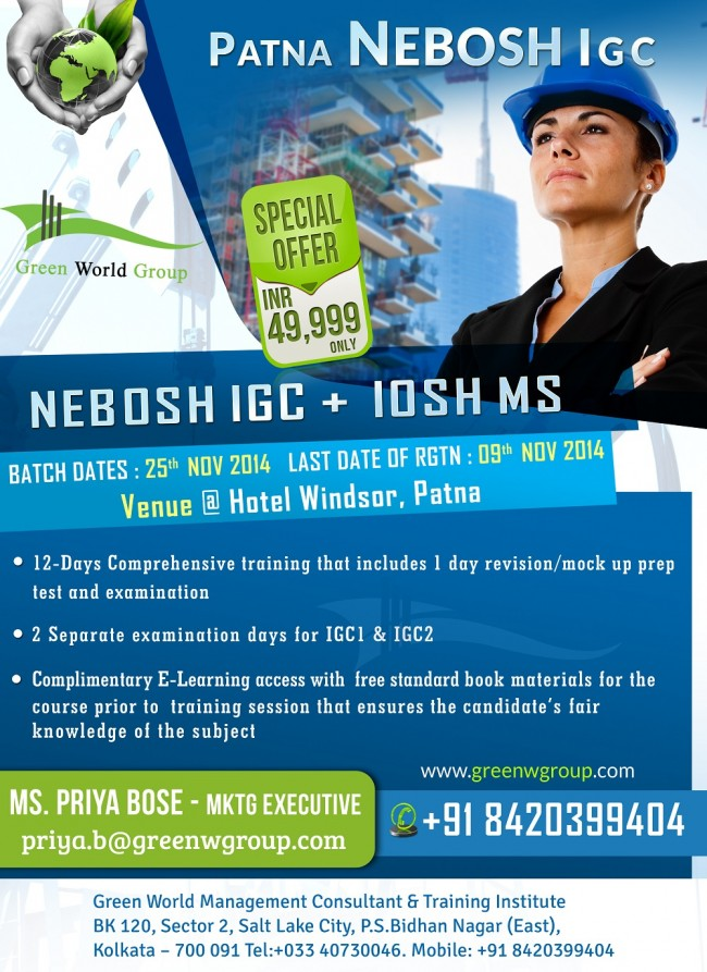 NEBOSH_IGC_Patna_Nov