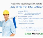 HSE course and job
