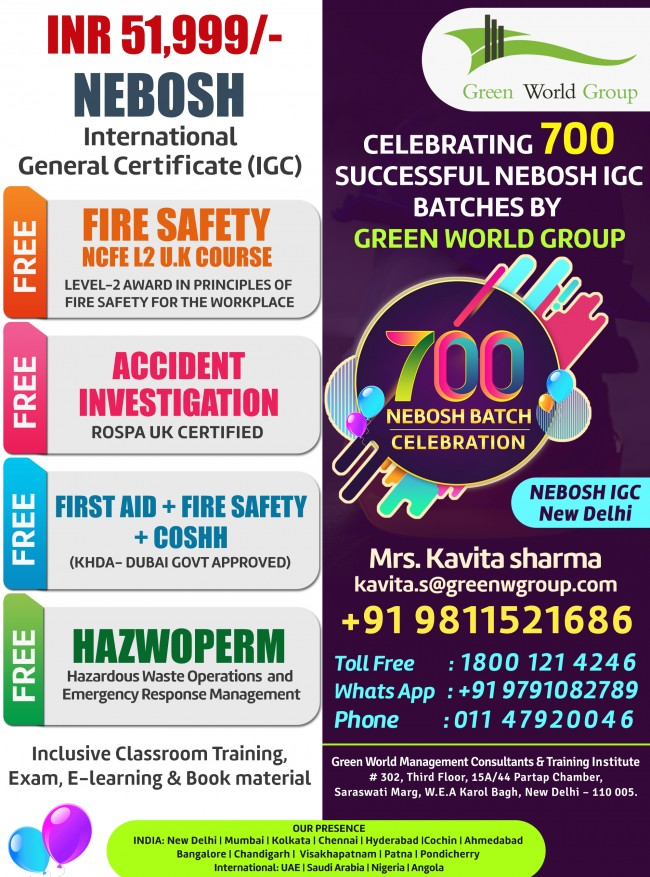 Unit IGC1 Management Of International Health And Safety