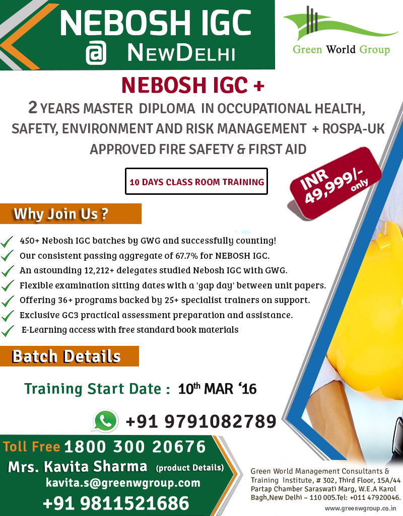 nebosh igc 3 student declaration Frequently asked questions on nebosh international general certificate 1 what is nebosh and nebosh igc  igc 3 and nebosh igc certificate if they fail one, they get only the ones they pass and not the nebosh igc  months of the result declaration date stated on the result notification letter.