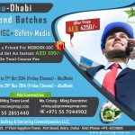 Nebosh course in Abu dhabi