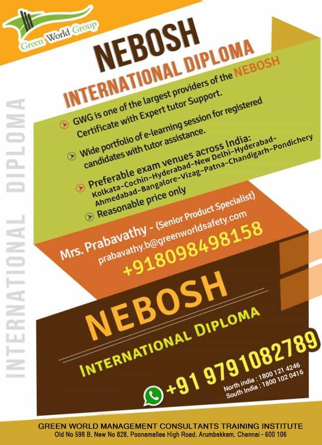 NEBOSH-IDIP