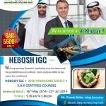 Safety training in Al khobar