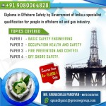 offshore safety course chennai