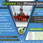 Dip in offshore safety training in Dubai