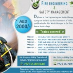 Fire safety course in Dubai
