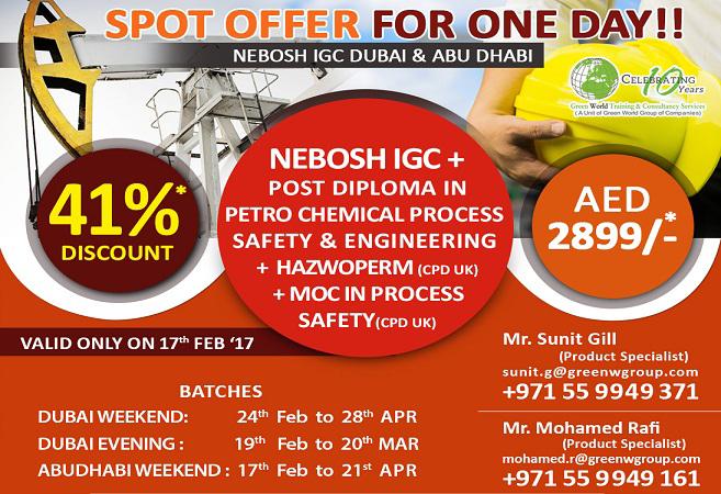 Nebosh International diploma