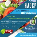 food safety training in Chennai