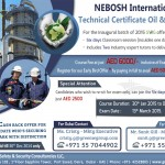 Oil and gas training in Dubai