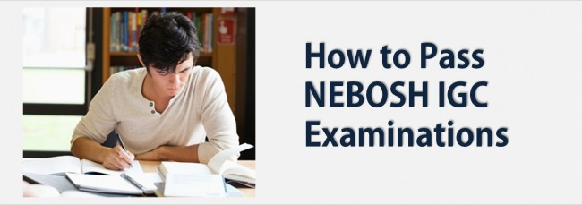 NEBOSH exam
