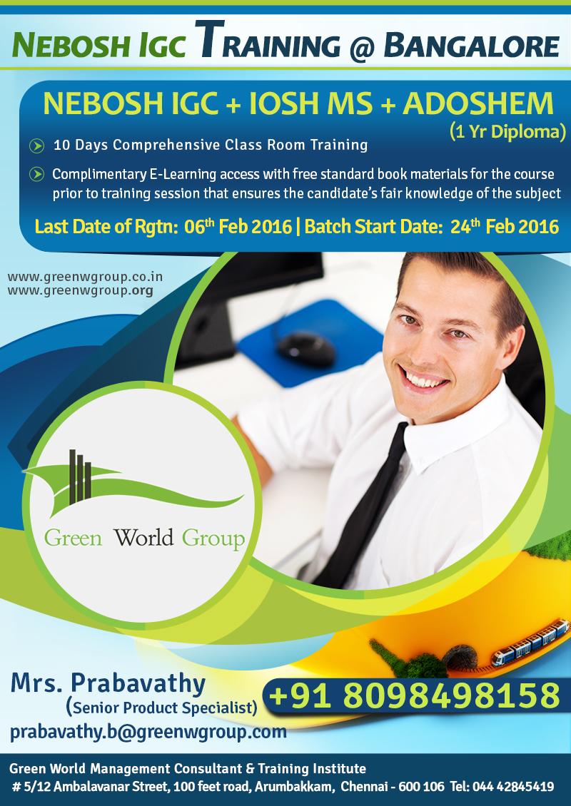 nebosh certification in bangalore dating