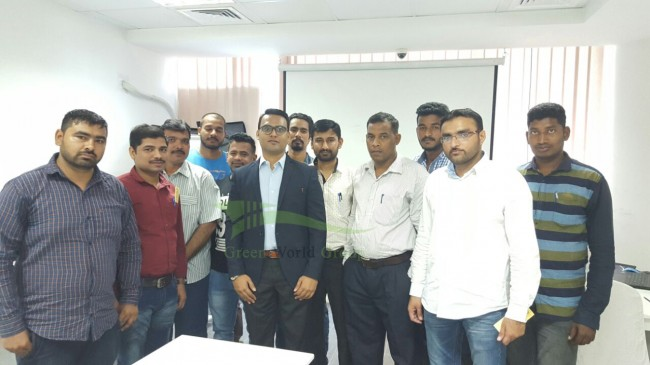 GWG - DXB - NEBOSH HSW WEEKEND BATCH - JUNE 2017 - TUTOR Mr