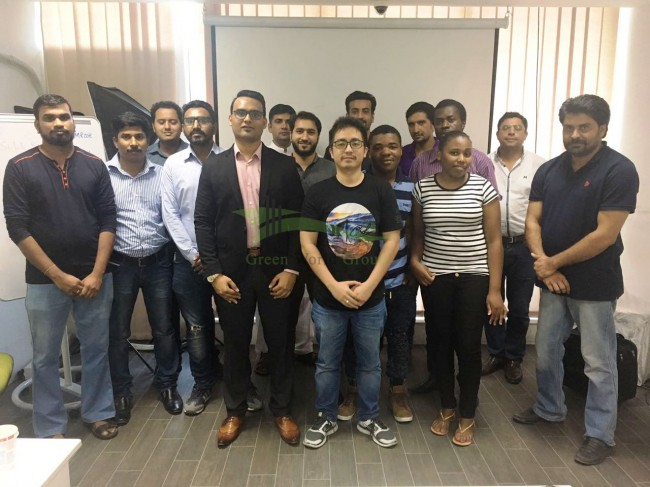 GWG - DXB - NEBOSH IGC WEEKEND BATCH - MAY 2017 - TUTOR Mr