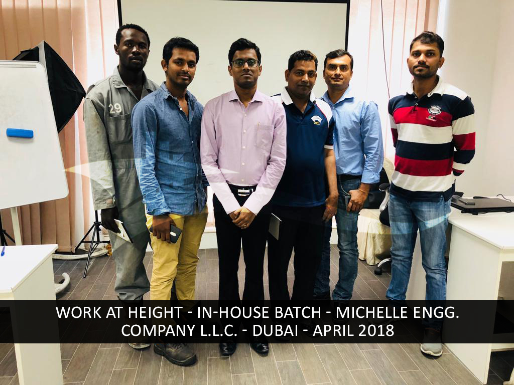 GWG---DXB---IN-HOUSE-BATCH---WORK-AT-HEIGHT---MICHELLE-ENGG.-COMPANY-L.L.C.---AJMAN---TUTOR-Mr