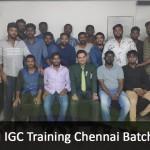 NEBOSH IGC Chennai Batch 2019