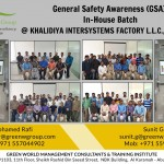 General Safety Awareness (GSA)