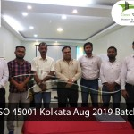 ISO 45001 Kolkata Aug 2019 Batch