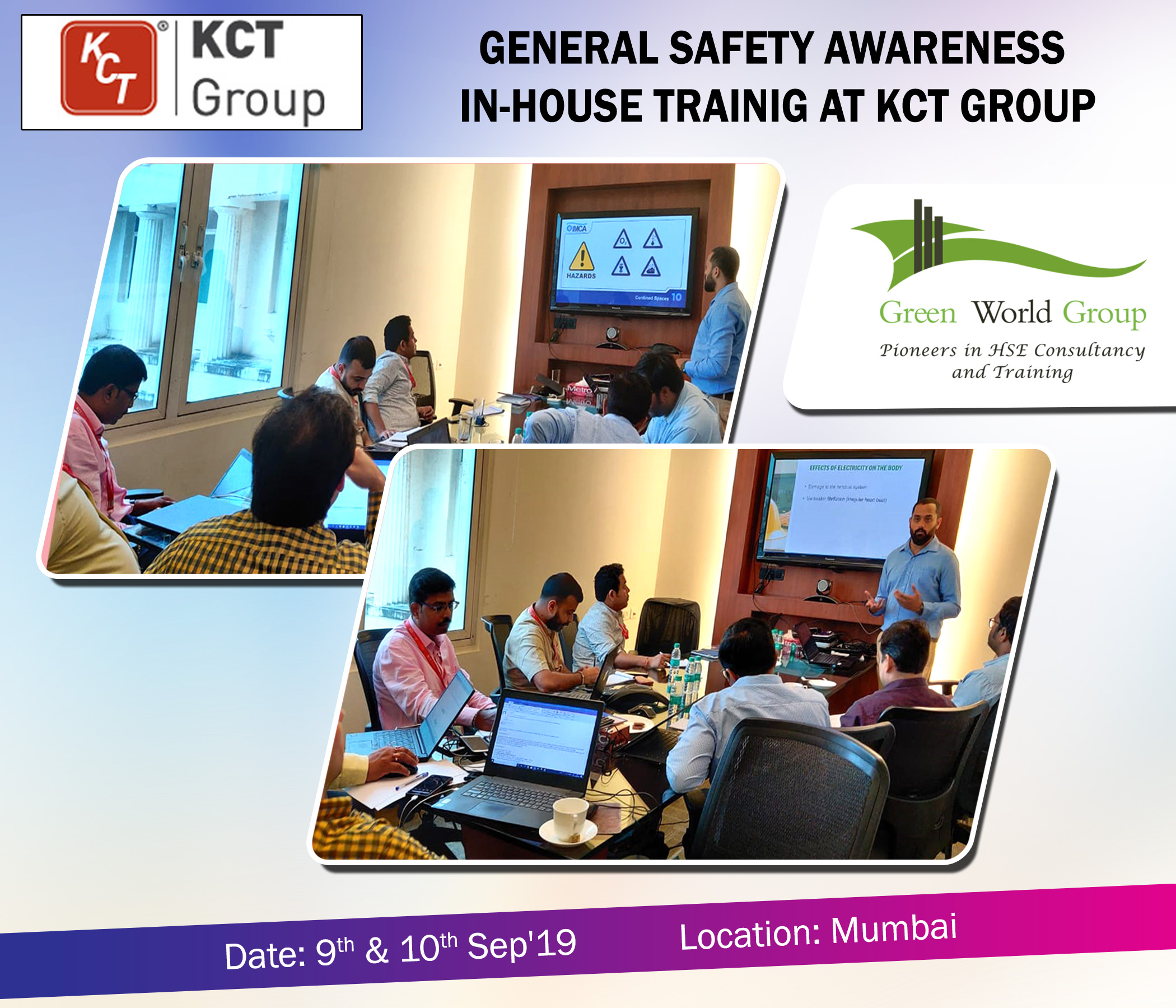 KCT Group General safety awareness 2 days