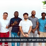 NEBOSH IGC ABU DHABI EVENING BATCH - 19th MAY 2019 to 19th JUN 2019