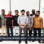NEBOSH IGC ABU DHABI WEEKEND BATCH - 17th MAY 2019 to 26th JUL 2019