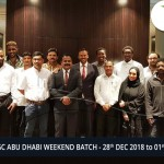 NEBOSH IGC ABU DHABI WEEKEND BATCH - 28th DEC 2018 to 01st MAY 2019