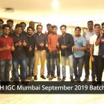 NEBOSH IGC Mumbai September 2019 Batch Photo