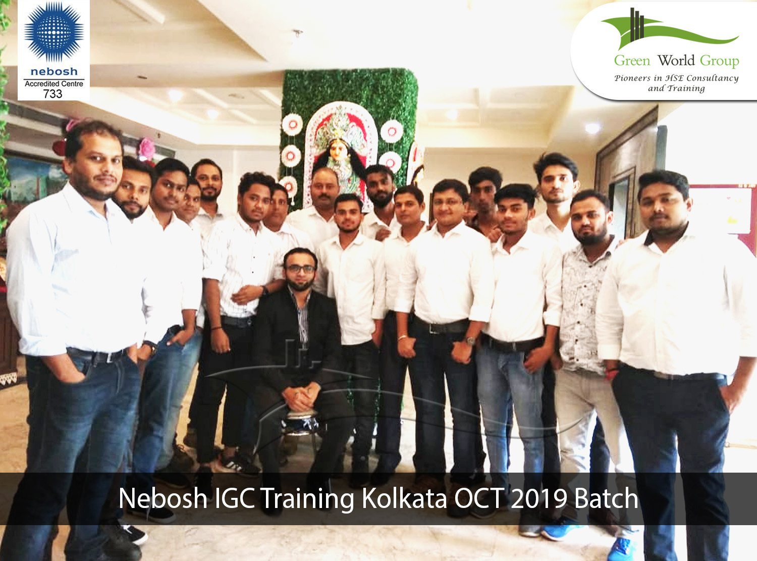 Nebosh IGC Training Kolkata OCT 2019 Batch