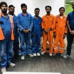 GWG - DUBAI (UAE) COSHH (DUBAI KHDA CERTIFICATION) IN-HOUSE BATCH - NATIONAL PROTECTION PAINTING COMPANY - ABU DHABI - 12th NOV 2019