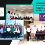Hazmat Awareness In-House Training Program At Cpl Aromas Fze - Dubai