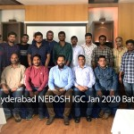Hyderabad NEBOSH IGC Jan 2020 Batch