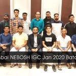Mumbai NEBOSH IGC Jan 2020 Batch