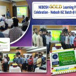 NEBOSH GOLD Learning Partner Celebration - Nebosh IGC Batch @ Hyderabad