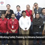 IOSH Working Safely Training in Almana General Hospital, Jubail