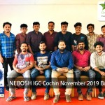 NEBOSH IGC Cochin November 2019 Batch