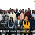 Nebosh IGC Training Course Abu Dhabi Weekend Batch – February 2020