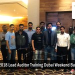 Iso 450012018 Lead Auditor Dubai Weekend Batch - Feb'20