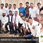 Nebosh IGC Training at Kolkata Batch - Feb'20