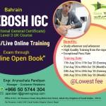 Nebosh IGC_Bahrain