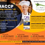 HACCP Training Courses - UK